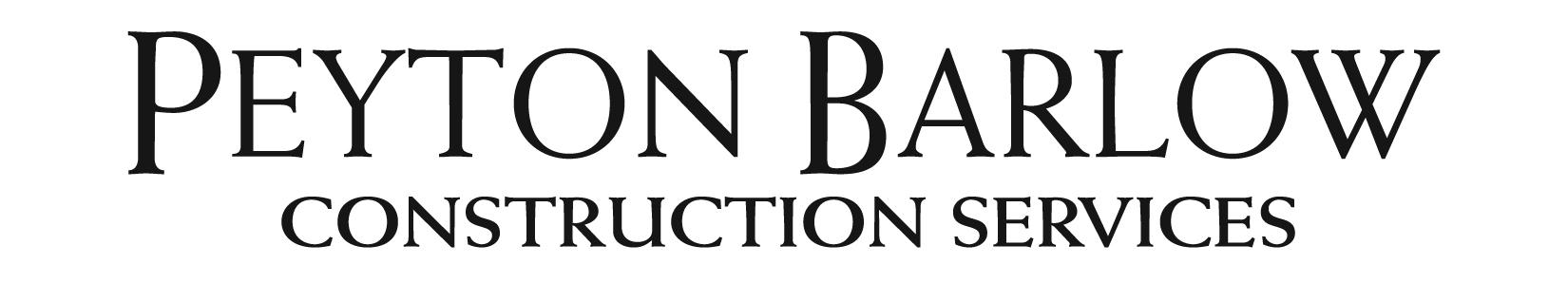 Peyton Barlow logo