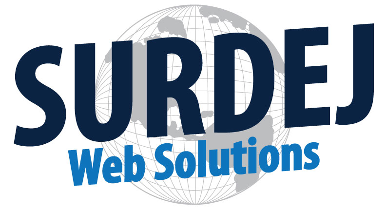 Surdej Web Solutions Logo